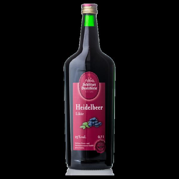 Heidelbeere Likör 25%vol. 0,7 Liter