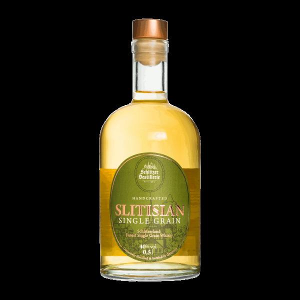 Slitisian Single Grain Whisky 40%vol. 0,5 Liter