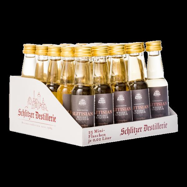Slitisian Whisky Liqueur 32%vol. 25 x 0,02l