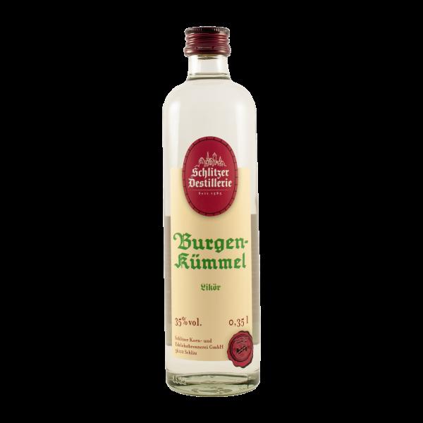Burgen-Kümmel 35%vol. 0,35 Liter