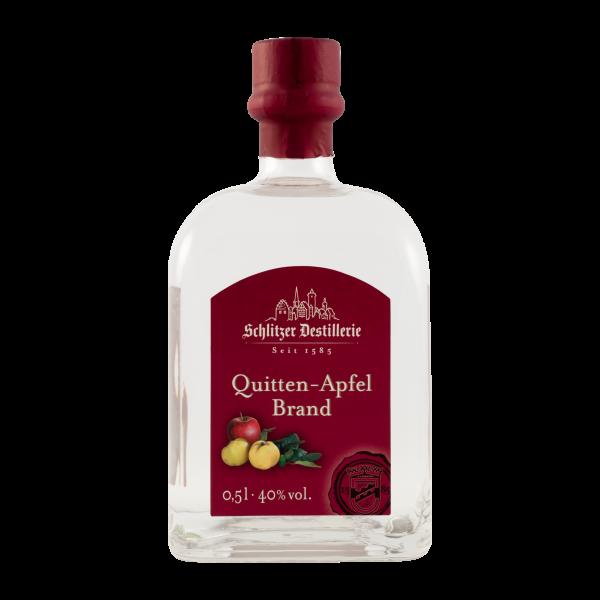 Quitten-Apfel-Brand 0,5 Liter
