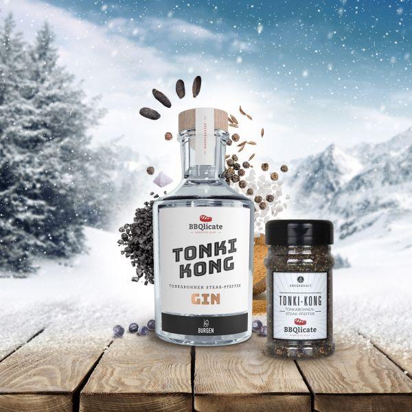 Burgen Tonki Kong Gin 0,5l