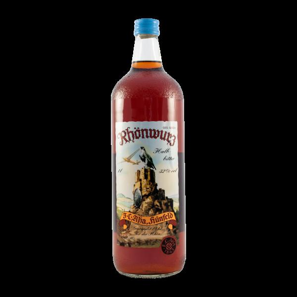 Rhönwurz 32%vol. 1,0 Liter