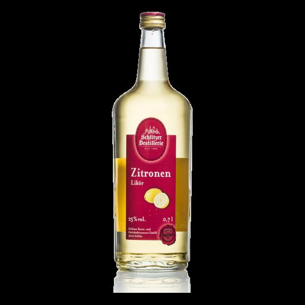 Zitronen Likör 25%vol. 0,7 Liter