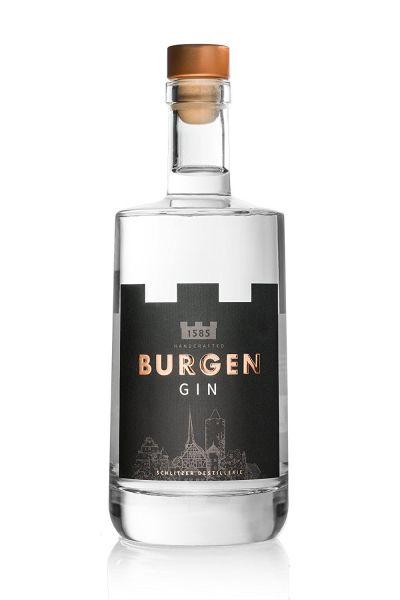 Burgen Herbal Dry Gin 0,2 Liter