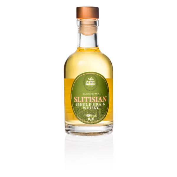 Slitisian Single Grain Whisky 40%vol. 0,2 Liter