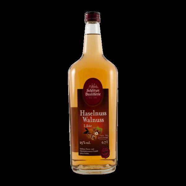 Haselnuss-Walnuss-Likör 0,7 Liter