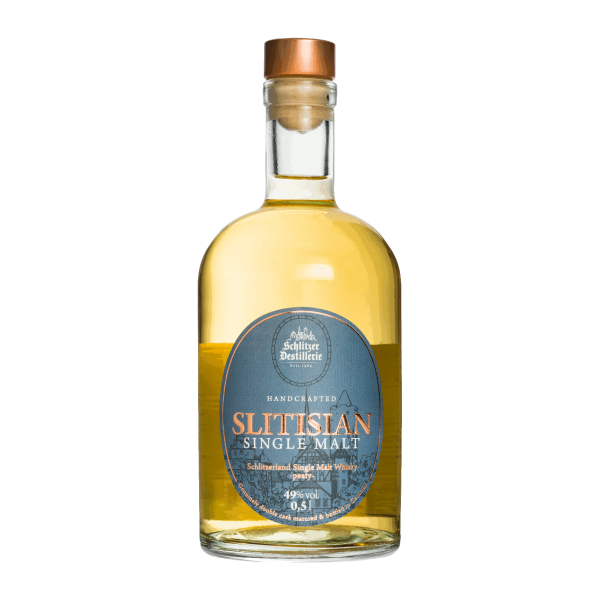 Schlitzer Single Malt Whisky -peaty-