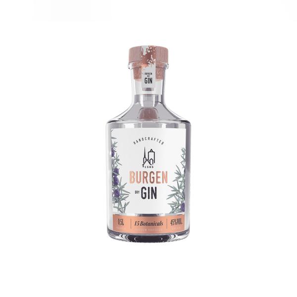 Burgen Dry Gin 0,5 Liter