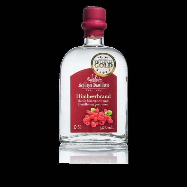 Himbeerbrand 40%vol. 0,5 Liter