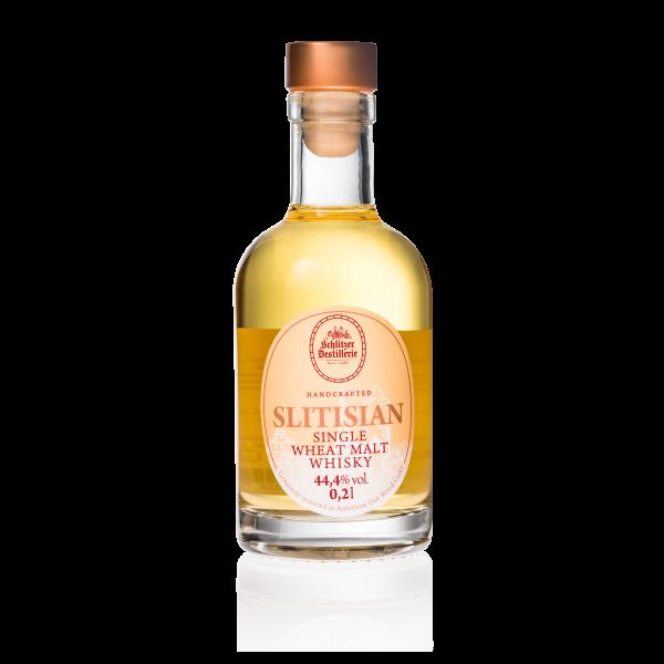 Slitisian Single Wheat Malt Whisky -classic- 43%vol. 0,2l