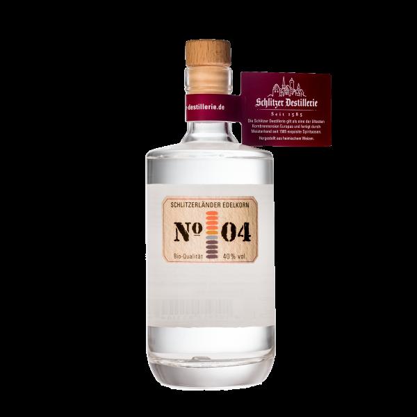 Edelkorn No.04 (Bio) 40%vol. 0,5 Liter