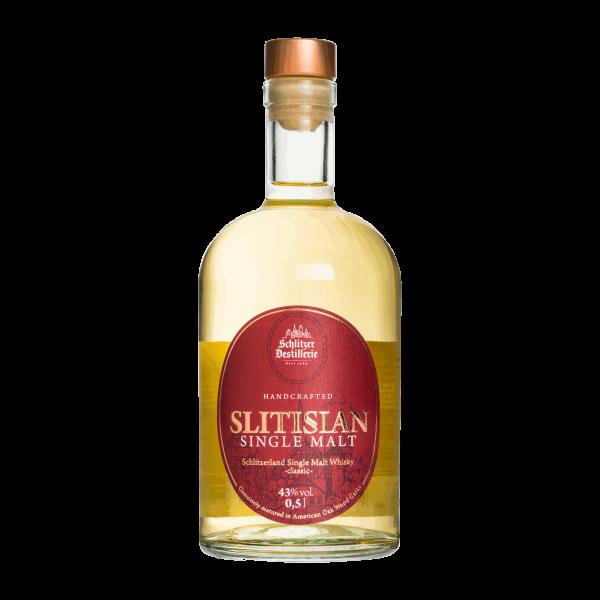 Slitisian Single Malt Whisky classic 43%vol. 0,5 Liter