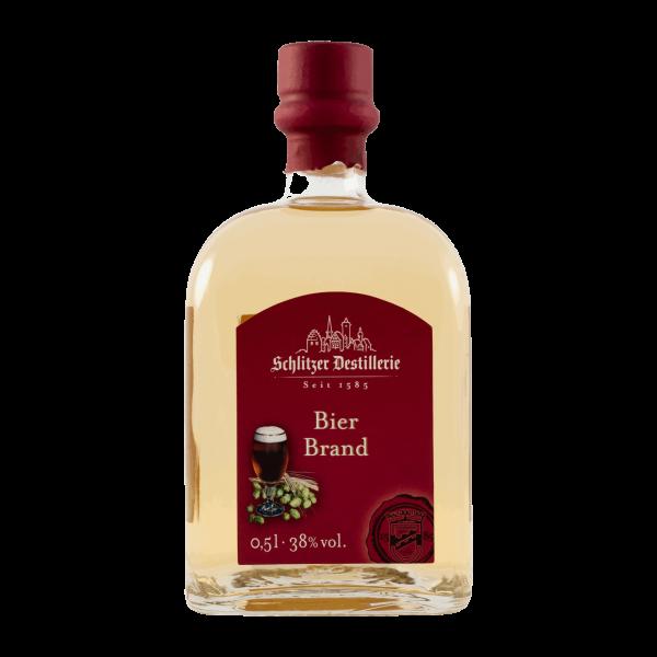 Bierbrand 38%vol. 0,5 Liter